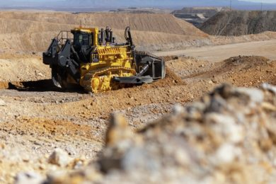 Komatsu's new D475A-8 mining dozer delivers more production and longer life