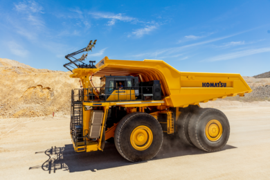 Komatsu teams with Rio, BHP, Codelco and Boliden on zero-emission mining solutions