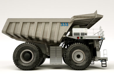 Rolls-Royce building on proven mtu technology to deliver hybrid drive mining trucks