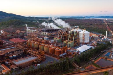 Rio Tinto and Sumitomo Corp look at hydrogen pilot for Yarwun refinery