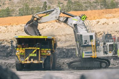 Thiess extends relationship with MACH Energy Australia at Mount Pleasant