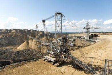 TAKRAF bucketwheel sets new overburden removal record at SUEK's Nazarovsky mine