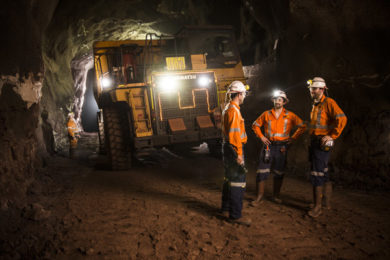 OZ Minerals Board gives go ahead for shaft expansion at Prominent Hill