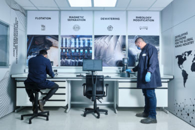 Clariant opens global Competence Center for Tailings Treatment in Belo Horizonte, Brazil