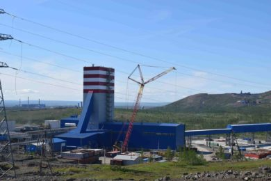 Thyssen Schachtbau nears commissioning of SKS-1 production shaft for Norilsk Nickel – now Russia's deepest mine