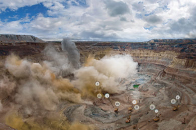 Hexagon introduces HxGN MineMeasure to maximise ore recovery
