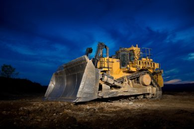 Electric drive Cat® D11 XE brings new power and efficiency levels to mine dozing