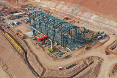 Gold Fields orders ABB integrated power and automation system for Salares Norte