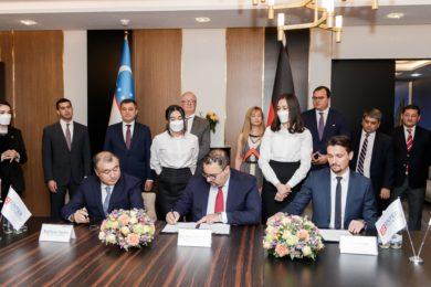 Enter Engineering, thyssenkrupp to tackle Tebinbulak iron ore deposit in Uzbekistan