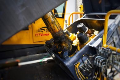 Epiroc introduces Automatic Bit Changer for hands-free bit changes on blasthole drills
