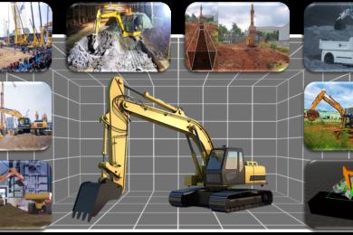 Baidu Research Robotics and Auto-Driving Lab present autonomous excavator concept