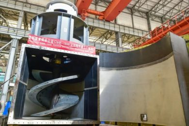 CITIC HIC completes factory commissioning of 1,500 kW vertical stirred mill set for use by Codelco in Chile