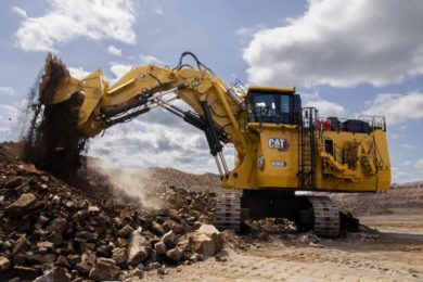 Caterpillar confirms active large mining shovel autonomous-ready & retrofit to electric programs