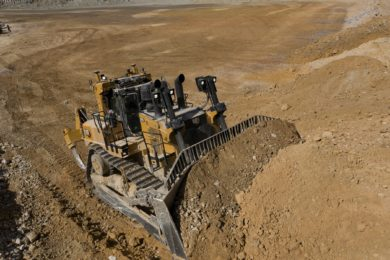 Cat previews productivity-boosting D10 dozer at MINExpo 2021