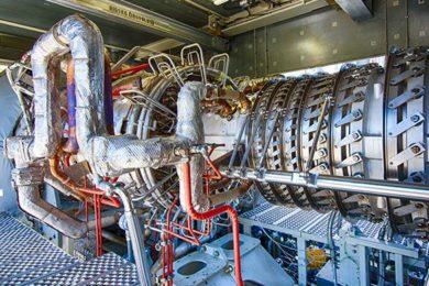 Caterpillar to add hydrogen to generator, power generation solution mix