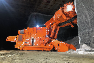 Komatsu addresses room and pillar mining challenges with new innovations at MINExpo