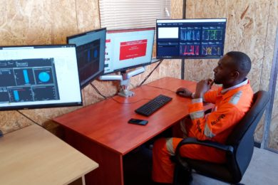 Murray & Roberts Cementation helping underground clients take the digital route with their mobile fleets