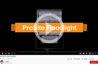 VIDEO: Dialight ProSite Floodlight
