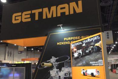 Getman at MINExpo 2021