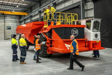 Gold Fields to trial Sandvik battery loader and truck at St Ives operation's high grade Hamlet North mine