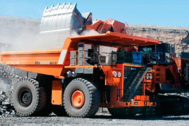 ERG to acquire Hitachi EH4000 AC-3 trucks, EX5600E excavators for SSGPO operation