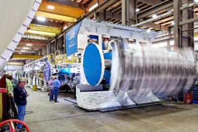 Robbins accelerates Fresnillo development with MDM rectangular tunnel boring machine