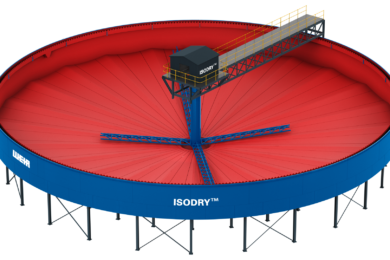 Weir Minerals and Andritz expand tailings processing collaboration with IsoDry