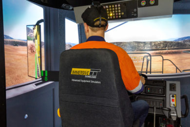 Modular Mining & Immersive Technologies launch Guided Spotting simulation system