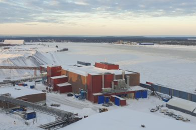 Boliden invests $160 million in leaching plant, underground repository at Rönnskär