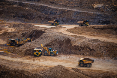 Nordgold completes Gross gold mine Phase 1 expansion including 22 m Russian-made stacker