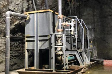 NETZSCH readies NEMO cavity pump dewatering skid for MINExpo