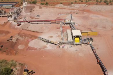 Steinert XRT ore sorter testing shows promise at Northern Minerals rare earth project