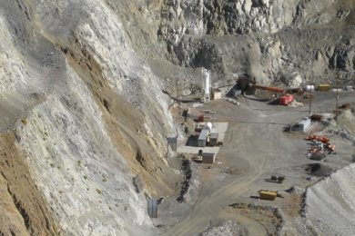 i-80 test mining at Granite Creek in Nevada underway including trials of mechanical cutting methods