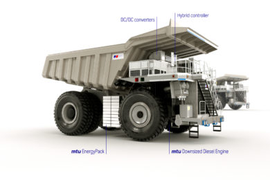 Rolls-Royce and FLANDERS sign MoU to develop hybrid mining truck retrofit kits