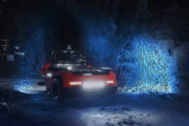 Sandvik, Exyn combine capabilities in new autonomous mine inspection concept