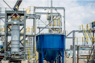 Metso Outotec complements stirred mills with complete Stirred Mill Plant Units for fine-grinding solutions