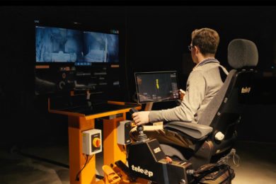 Hexagon's Mining division to distribute HARD-LINE's TeleOp tech in the Americas
