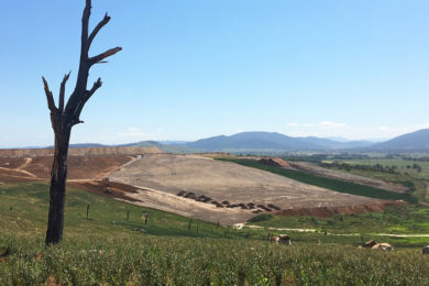 NSW regulator recognises Thiess and MACH Energy's Mount Pleasant mine rehab work
