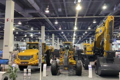 XCMG showcases three new US-tailored mining machines at MINExpo 2021