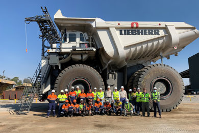 First Quantum to operate world's largest ultra-class truck trolley fleet with Liebherr T 284