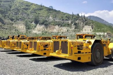 Epiroc achieving growth in Chinese mining equipment overhaul market with dedicated facilities and agreements