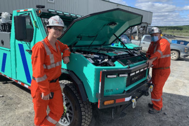 Evolution Mining commits A$13 million for purchase and trial of eight new Rokion BEVs at Red Lake mine