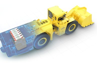 Proterra and Komatsu announce collaboration to electrify underground mining machines