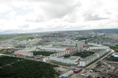 ALROSA looks to reclaim Aikhal tailings pit as part of 650 ha land restoration project