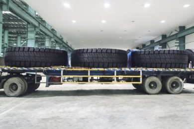 BKT looks to grow large mining tyre business in Canada forming supply alliance with Fountain Tire
