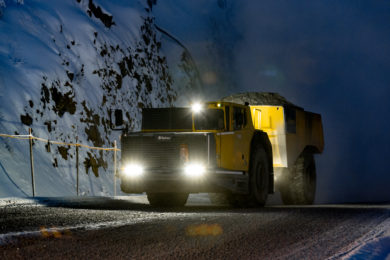 Underground electric haulage comes full circle as Epiroc, ABB & Boliden announce battery trolley project at Kristineberg
