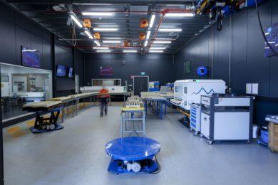 CSIRO unveils Geoscience Drill Core Research Laboratory in Perth
