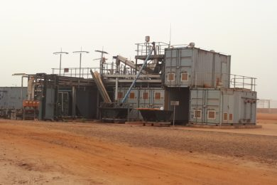 WEC Projects engineers & installs desalination & wastewater treatment plant for Guinea Alumina Corp bauxite operations