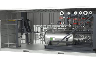 Metso Outotec introduces new modular filter for battery chemicals sector