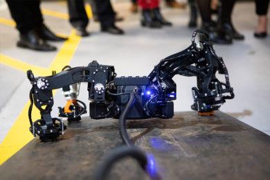 Nexxis wins AMGC backing for Magneto robotic technology development